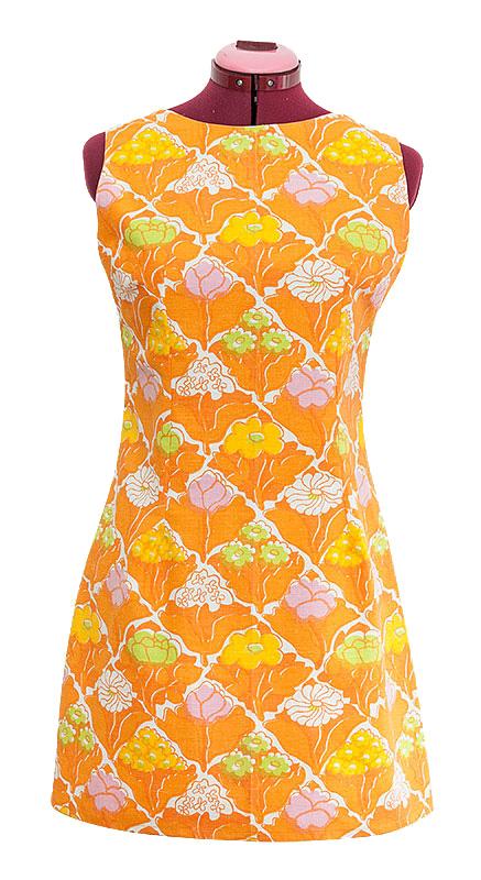 60 tals klänningar online